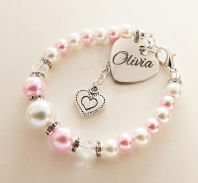 Personalized Name  Bracelet - Boxed